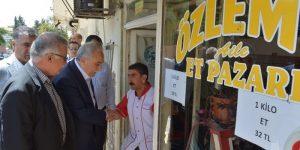 Fakıbaba'dan ucuz et açıklaması