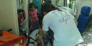 Urfa'da 4 yaşındaki çocuğu yılan ısırdı!