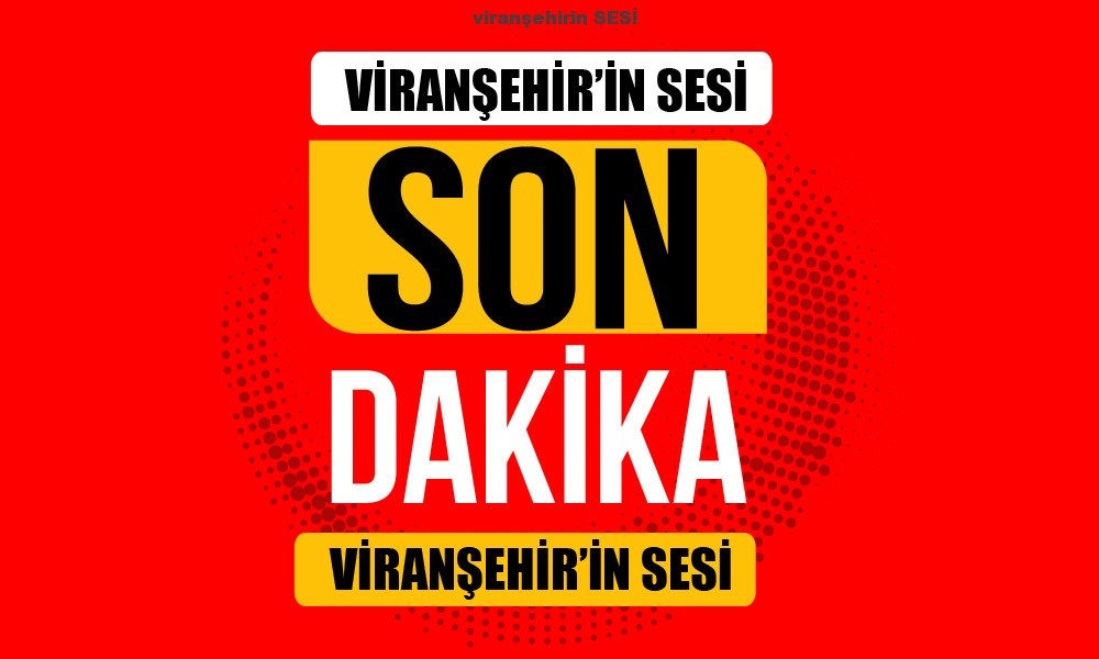 Viranşehir'de servisin çarptığı 3 yaşındaki çocuk hayatını kaybetti