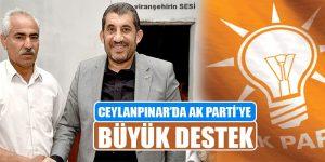 HDP Milletvekili Aday Adayı AK Parti'ye Geçti