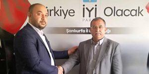 İYİ Parti Şanlıurfa il yönetimi istifa etti