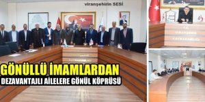 Viranşehir Kaymakamlığı'ndan Dezavantajlı Aileleri Sevindirecek Proje