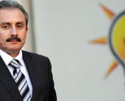 AK Partinin meclis başkanı adayı belli oldu!
