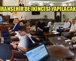 Viranşehir'de YKS Koordinasyon Kurul Toplantısı Yapıldı