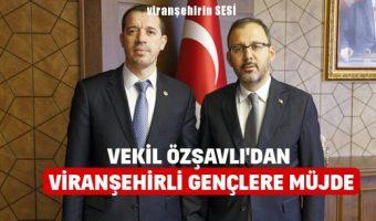 Viranşehir'de 15 Futbol ve Basketbol Saha Yapılacak
